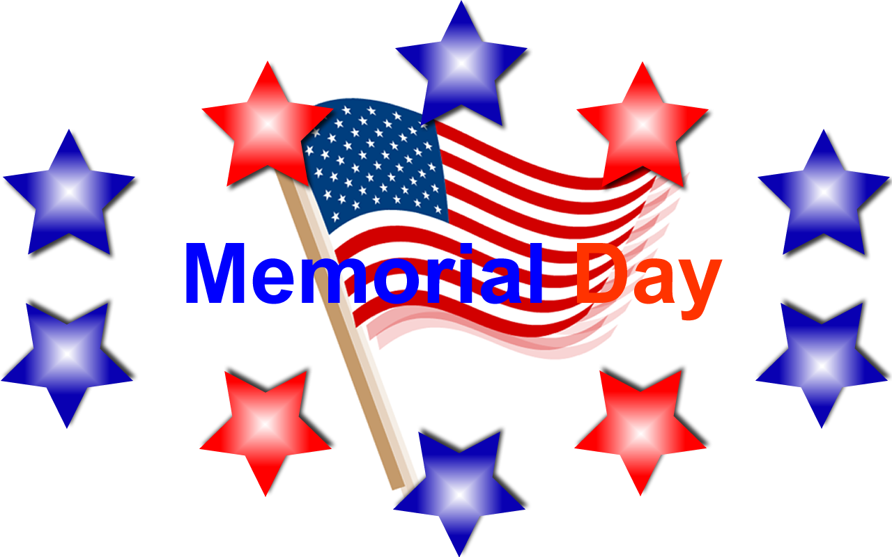 Free Memorial Day 2020 Clip Art Images