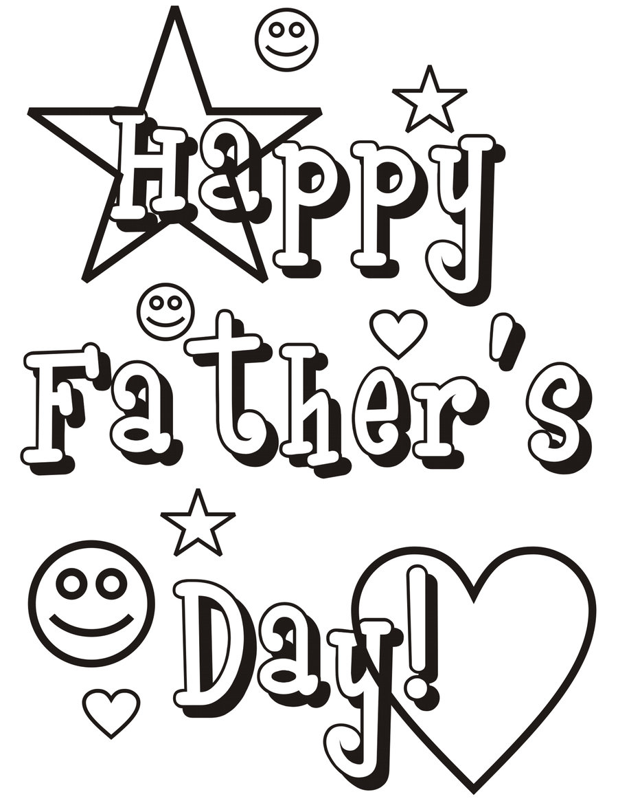 Happy Father's Day Clip Art Images