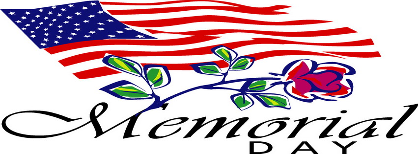 Free Memorial Day 2018 Clip Art For Facebook Cover