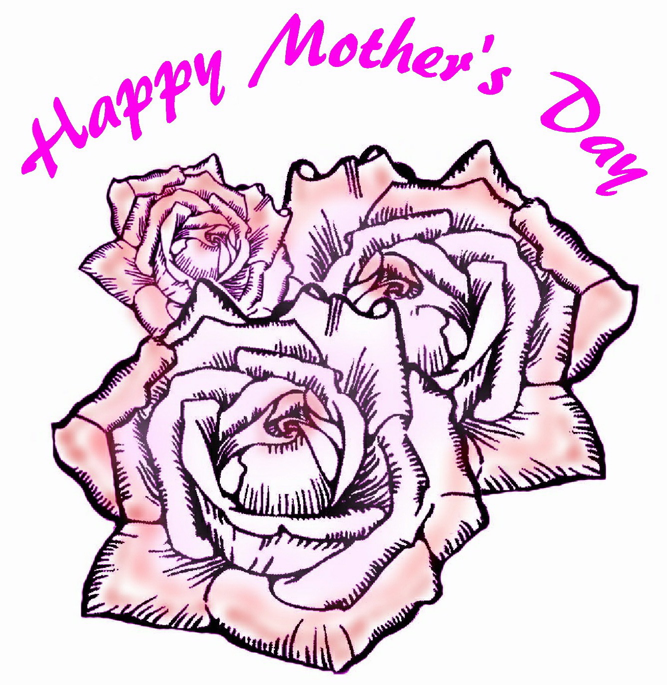 Happy Mother's Day 2020 Clip Art Pictures