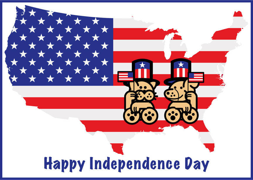 Free Independence Day Cartoons Clipart