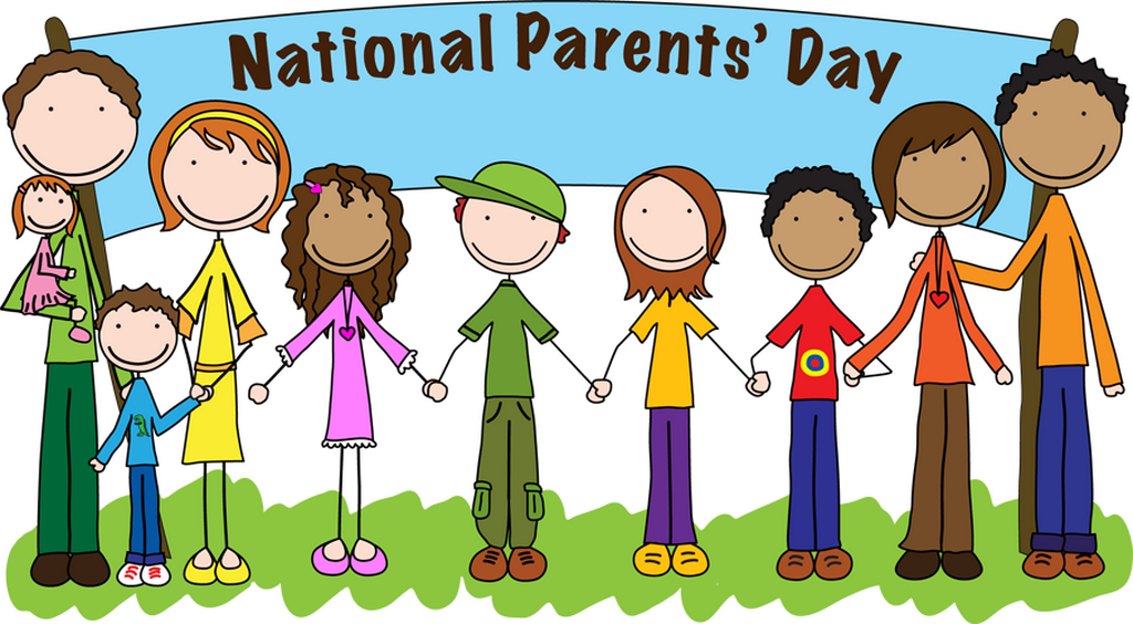 Free Happy Parents' Day Images Clip Art