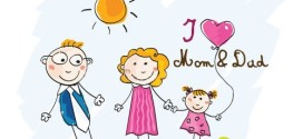 Happy Parents' Day Clip Art Pictures