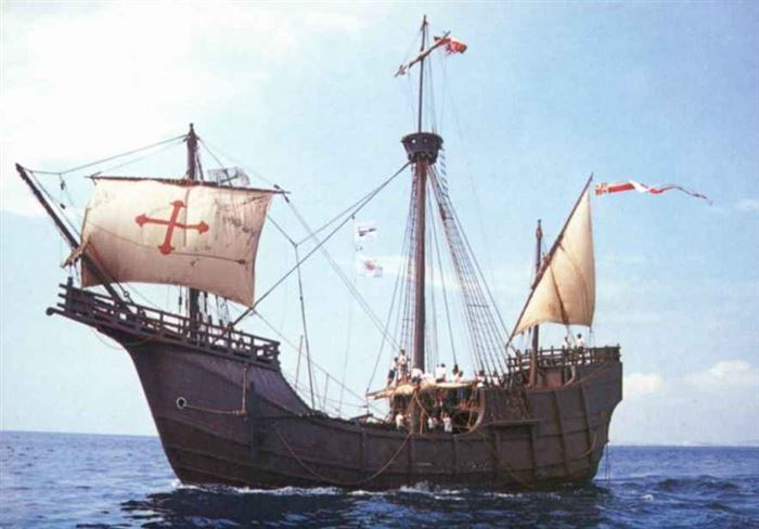 Beautiful Christopher Columbus Ships Pictures