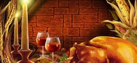 Beautiful Thanksgiving Dinner Pictures Clip Art