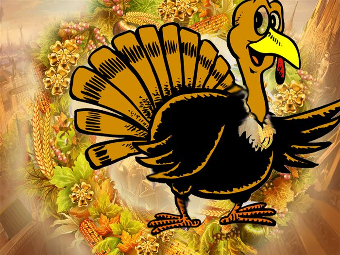 Best Free Thanksgiving Cartoon Turkey Pictures