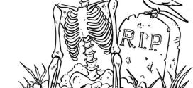 Best Halloween Coloring Pictures For Adults