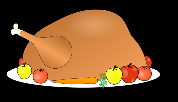 Best Thanksgiving Food Pictures Clip Art