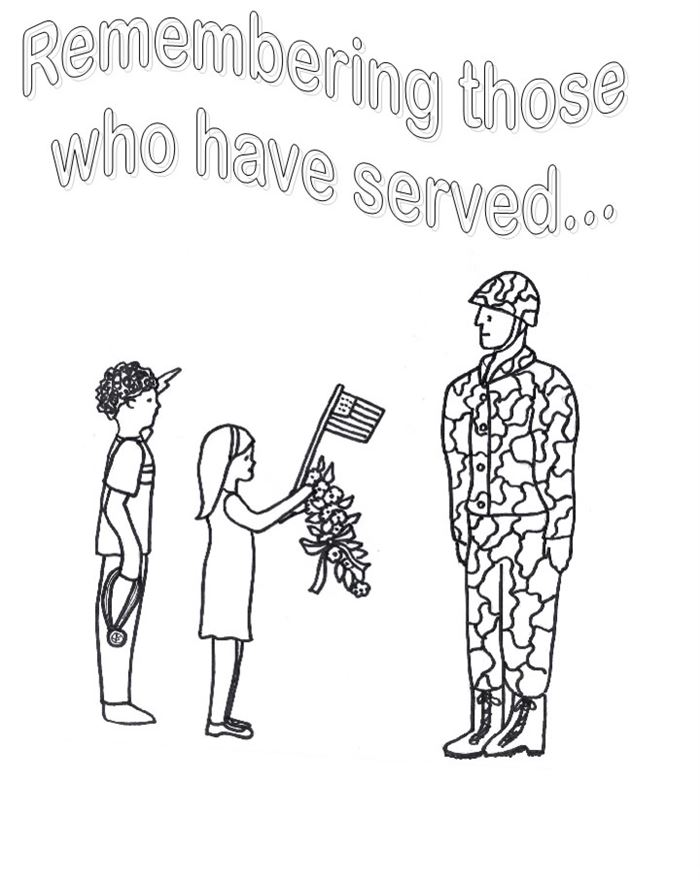 Best Veterans Day Images For Kids
