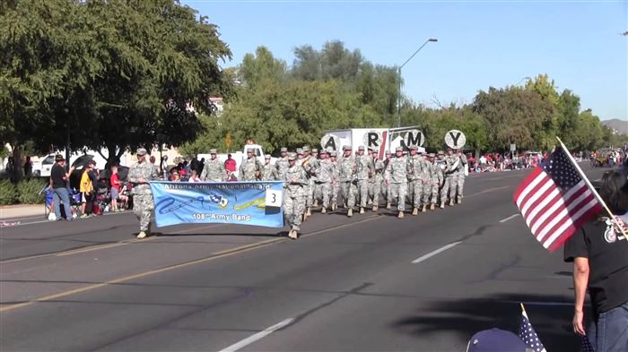 Best Veterans Day Parade Phoenix Pictures