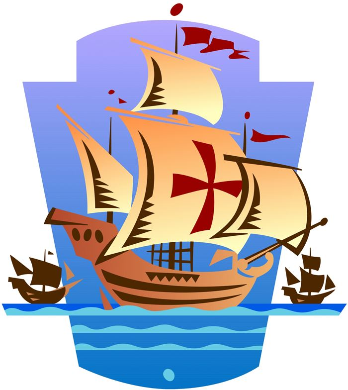 Free Columbus Day Clip Art Images