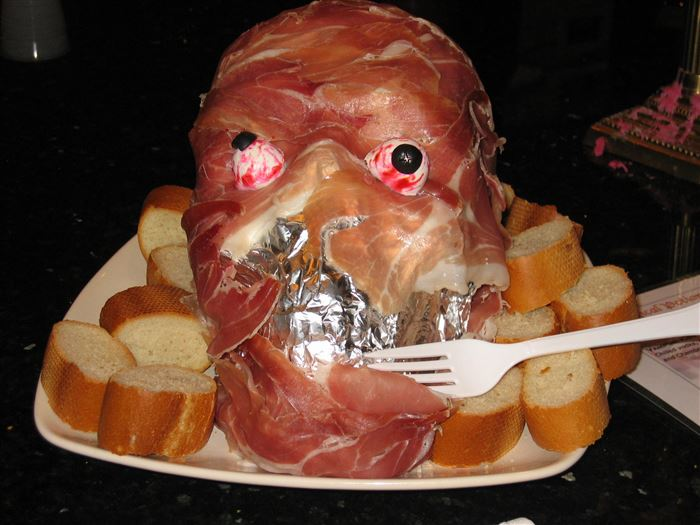 Scary Halloween Recipes With Pictures