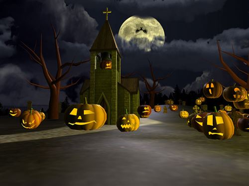 Top Scary Halloween Pictures For Free