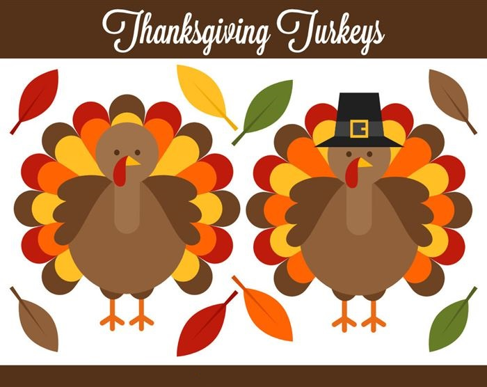 Top Thanksgiving Clip Art Microsoft