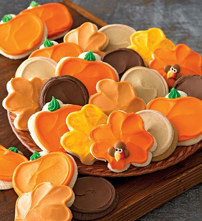 Top Thanksgiving Cookie Recipes With Pictures