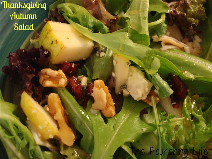 Top Thanksgiving Salad Recipes With Pictures