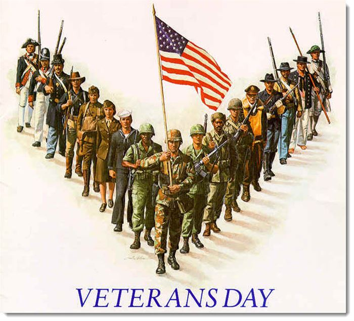 Unqiue Pictures Of Veterans Day Posters