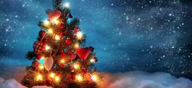 Beautiful Christmas Tree Cover Photo For Facebook