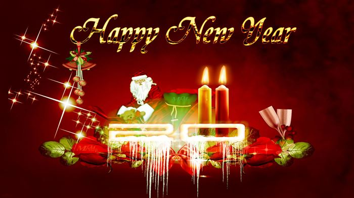 Beautiful Happy New Years Pictures For Facebook Avatar