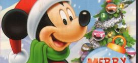 Beautiful Mickey Mouse Happy New Year Clip Art