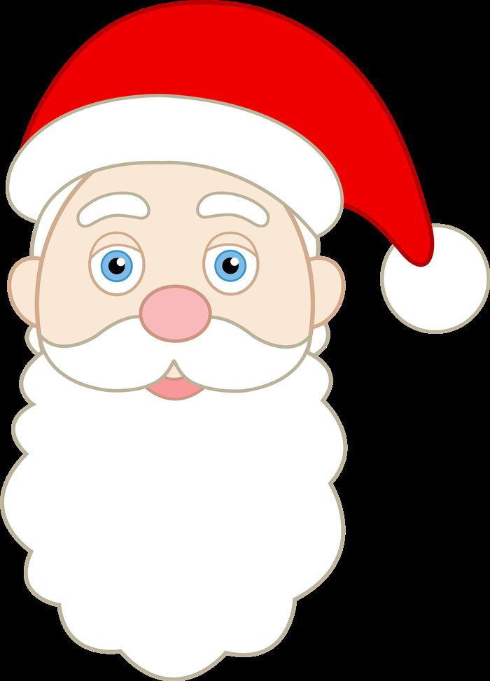 Beautiful Santa Claus Pictures Clip Art Images