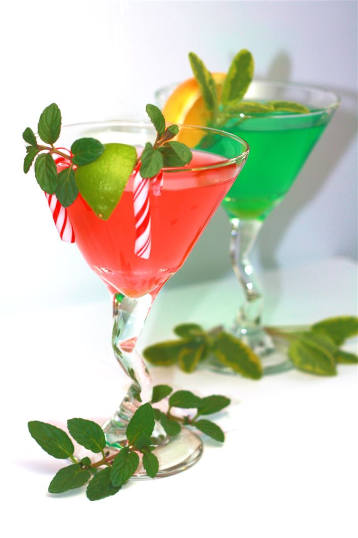 Beautiful Christmas Cocktail Recipes With Pictures