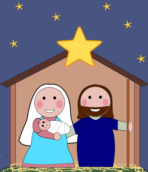 Best Free Christian Christmas Clip Art Pictures