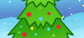 Best Free Christmas Tree Pictures For Kids