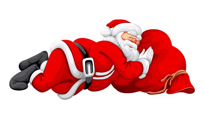 Best Funny Santa Claus Clip Art Cartoons