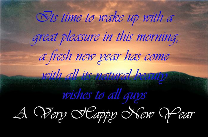 Beautiful Happy New Year Images For Facebook Status