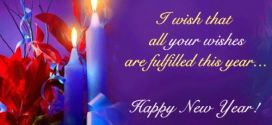 Famous Happy New Year Pictures With Message