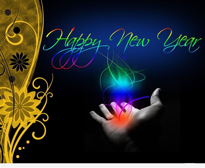 Beautiful Happy New Year Images For Facebook