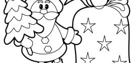 Free Printable Santa Claus Pictures To Color