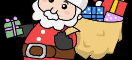Free Santa Claus Clip Art Cartoons For Kids