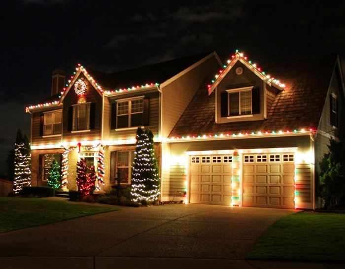 Ideal Outside Christmas Decorations Ideas Pictures