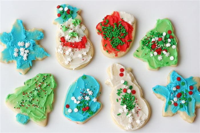 Top Christmas Cookies Recipes With Pictures For Kids