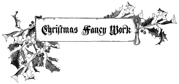 Top Free Black And White Vintage Christmas Clip Art