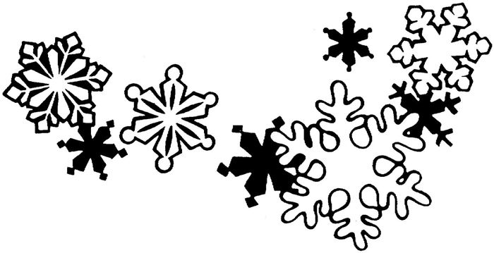 Best Free Christmas Clipart Black And White