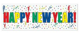 Top Free Happy New Year Banner Clip Art