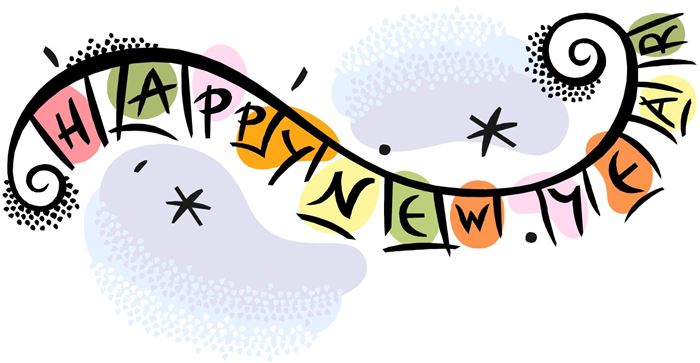 Unique Free Happy New Year Images Clip Art