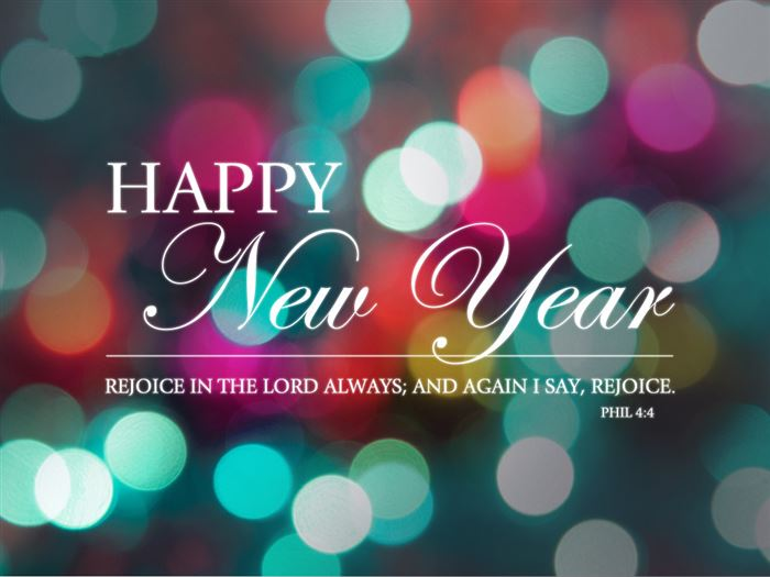Beautiful Christian New Year Quotes With Images