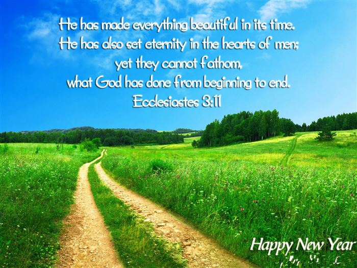 Meaning Christian New Year Quotes With Images