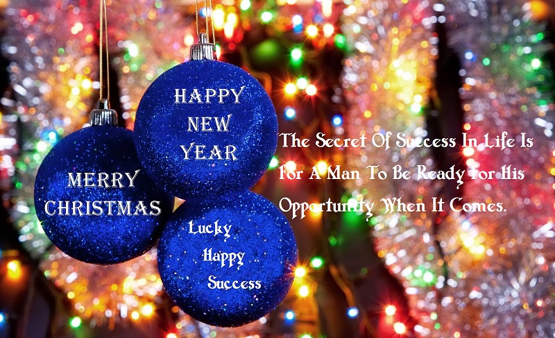 Free New Year Glittering Ecards For Facebook