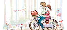 Great Cute Happy Valentine's Day Couple Images