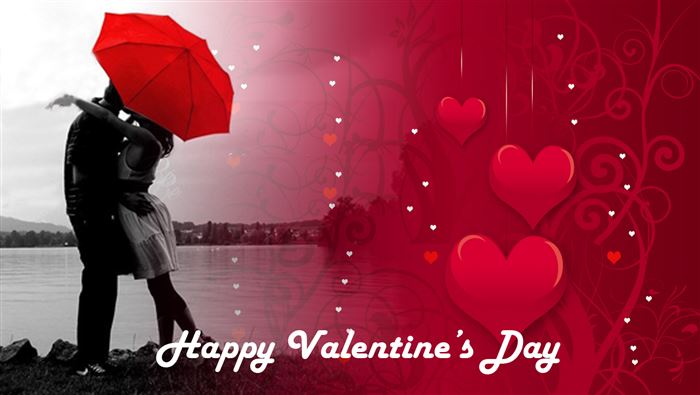 Romantic Happy Valentine's Day Couple Images