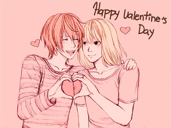 Romantic Happy Valentine's Day Pictures For Facebook