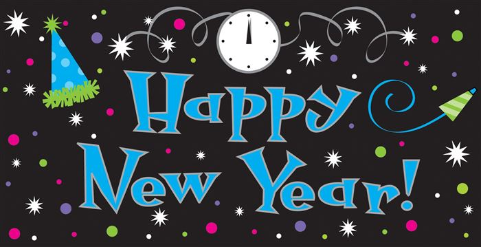 Unique Happy New Year Banner For Facebook