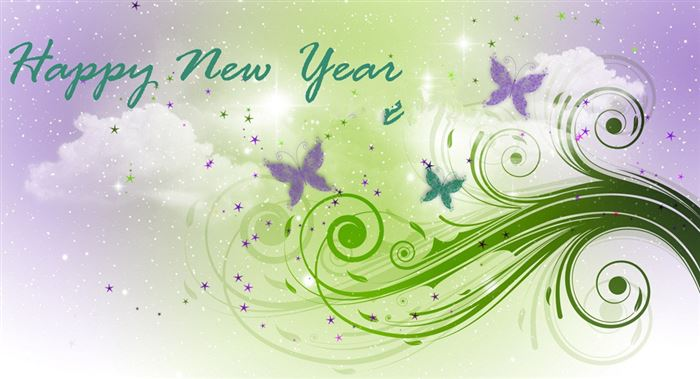 Free Happy New Year Banner For Facebook
