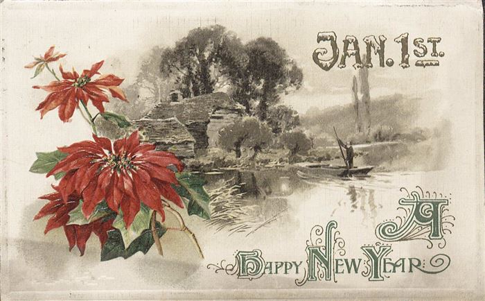 Meaning Happy New Year Christian Post Cards Pictures