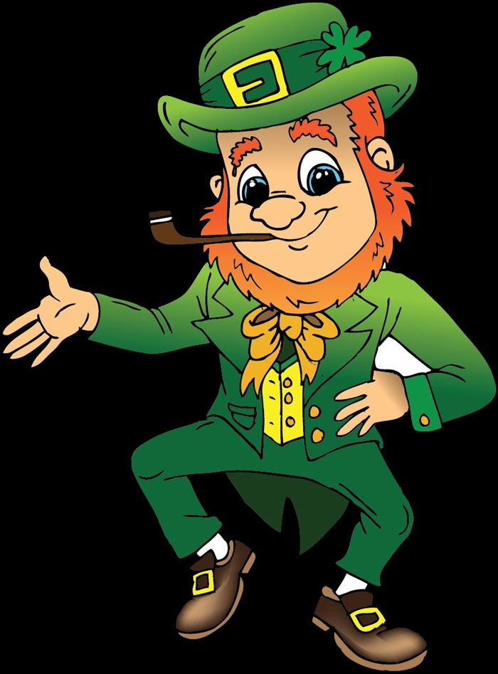 Funny St. Patrick's Day Clip Art Images